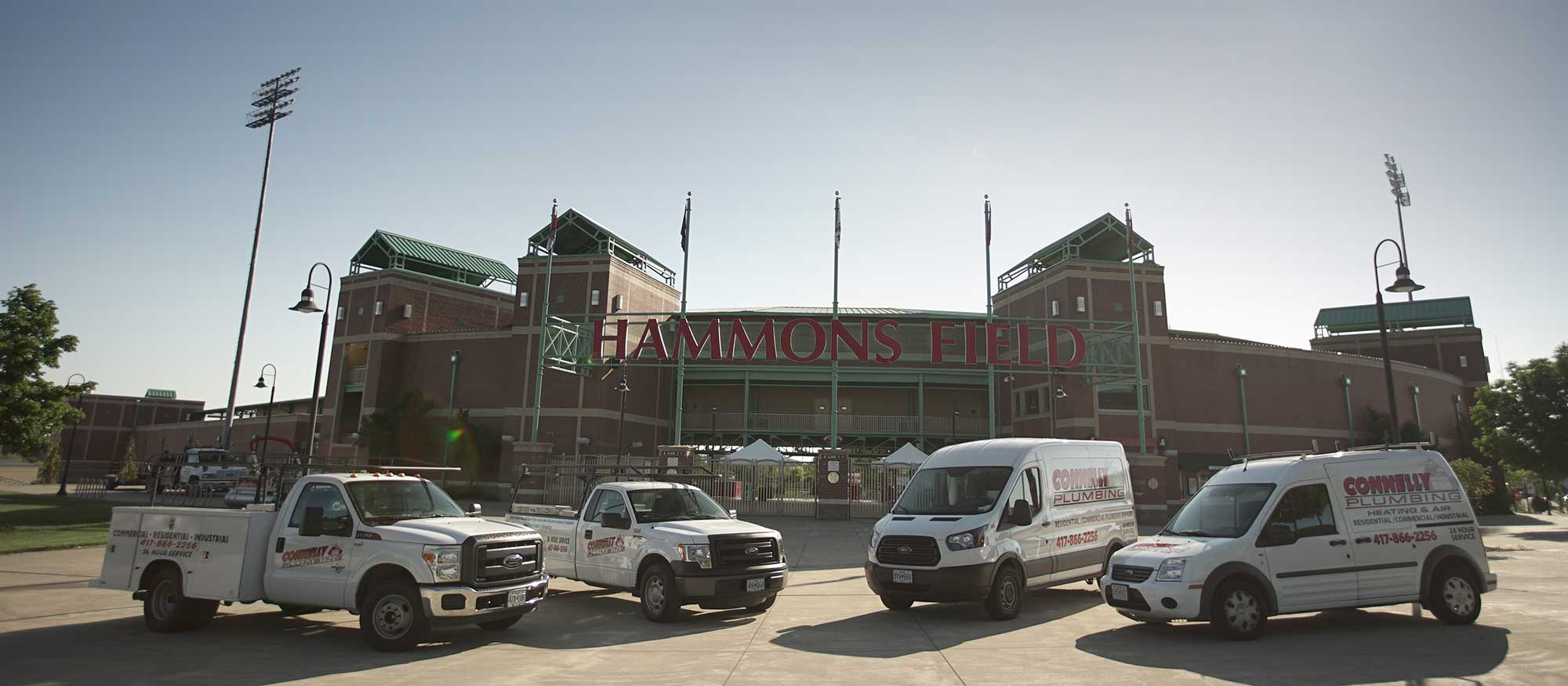connelly-fleet-at-hammons-field